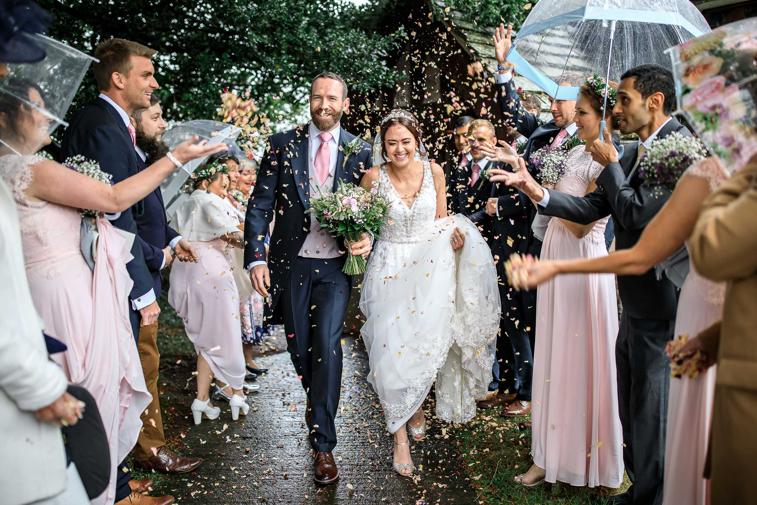 Herefordshire Wedding Photographer David Liebst - Wedding photographers in Herefordshire, Bespoke by Nature