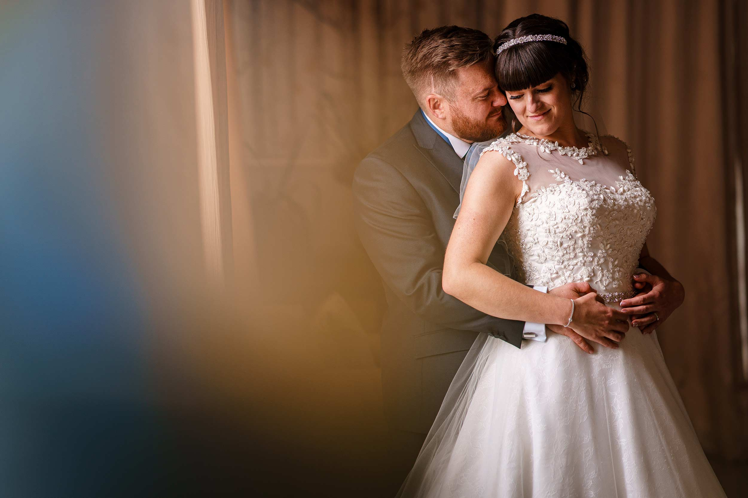 Herefordshire Wedding Photographer David Liebst - Lemore Manor Wedding