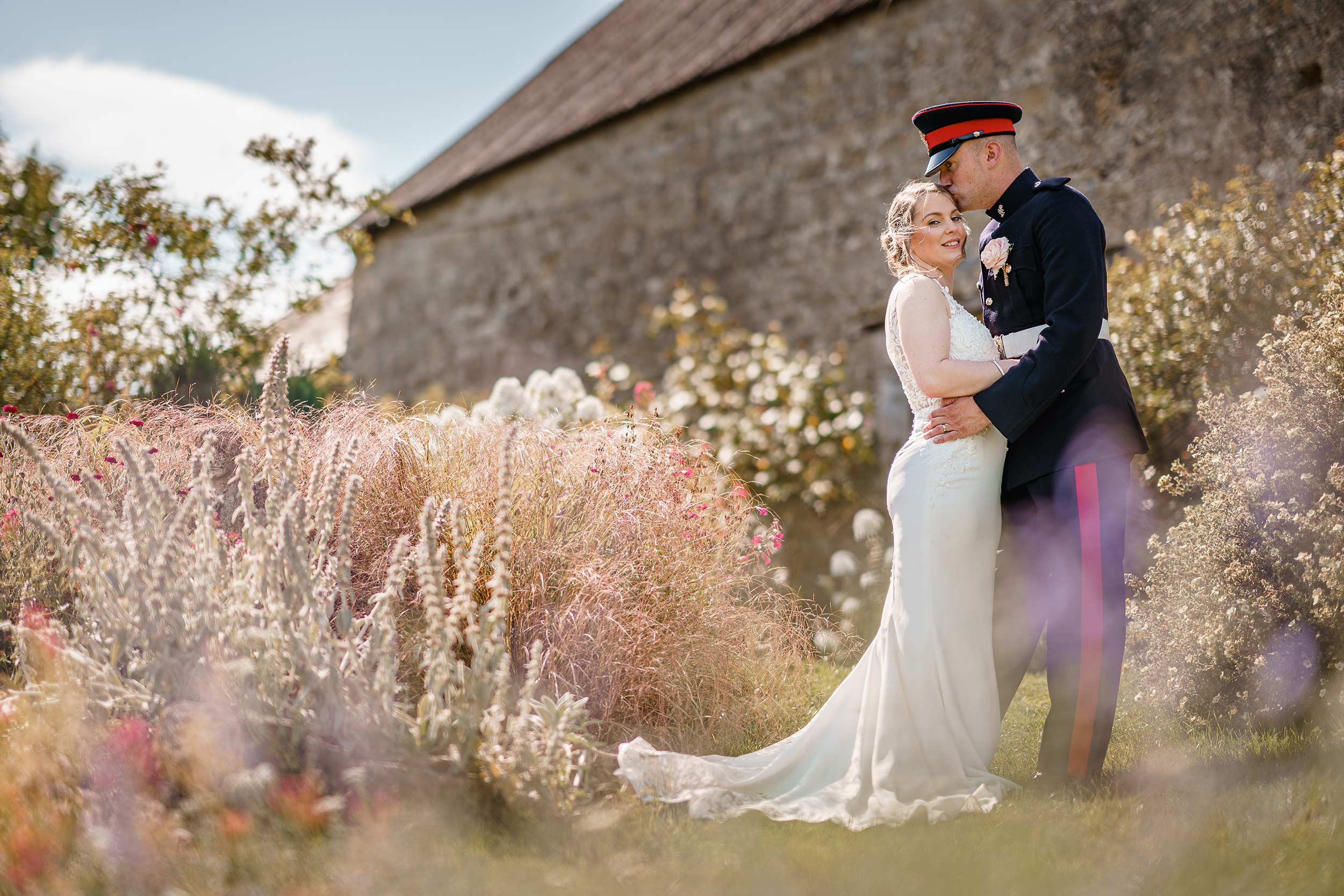 The Barn at Upcote Wedding Photography - Wedding Photographer in the Cotswolds
