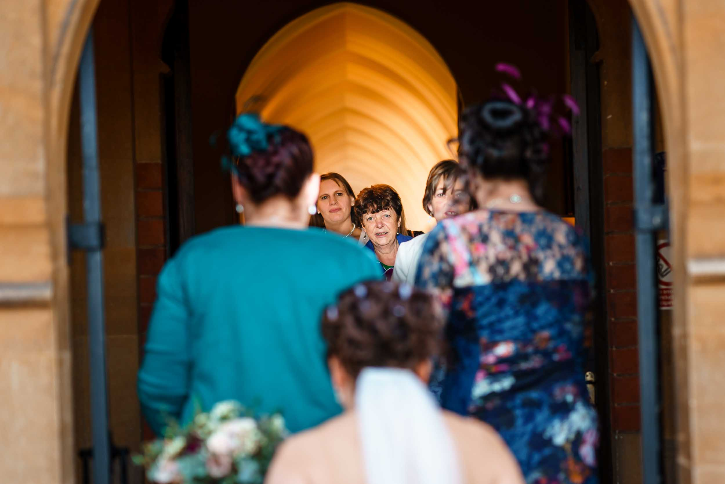 Stanbrook Abbey Wedding Photography- David Liebst Photography, Worcestershire
