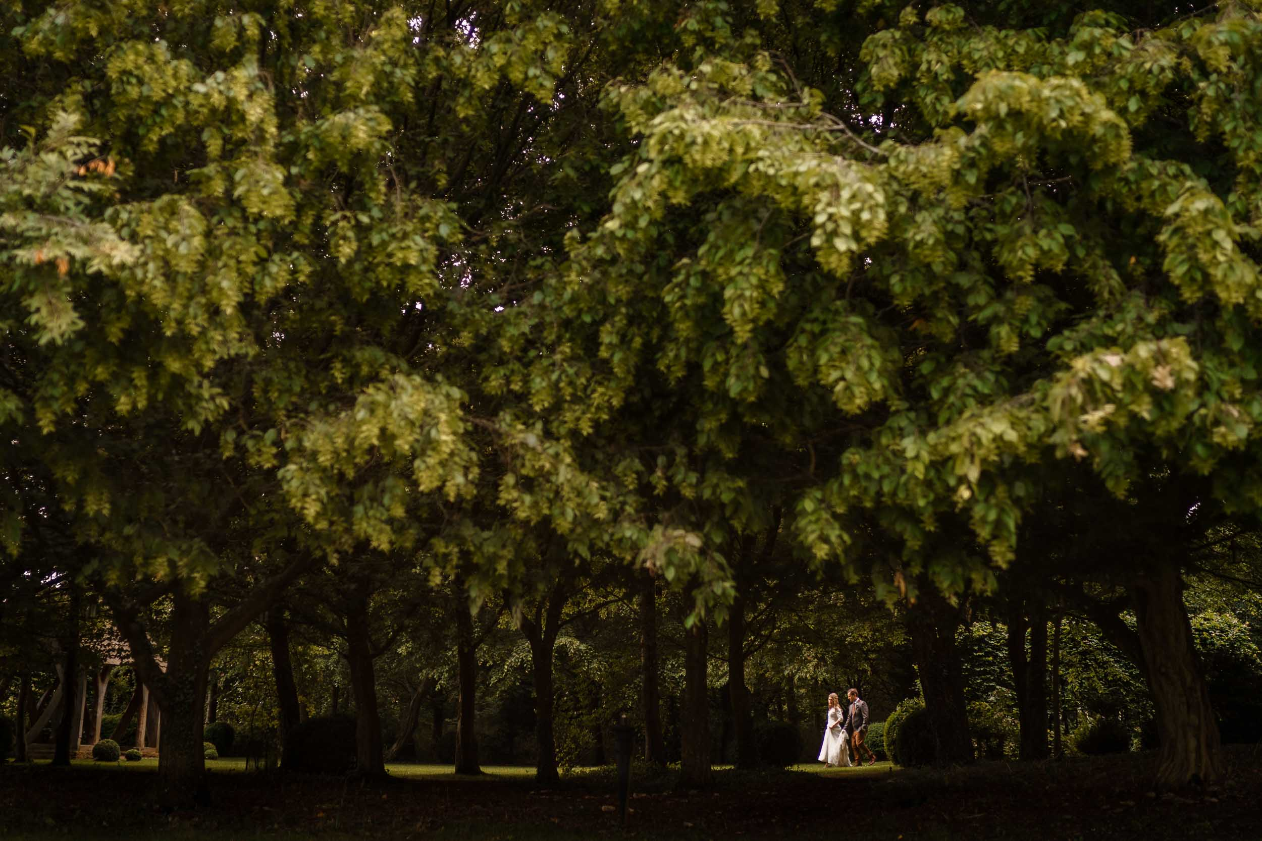 Wedding Photography at Cripps Barn - The Cotswolds