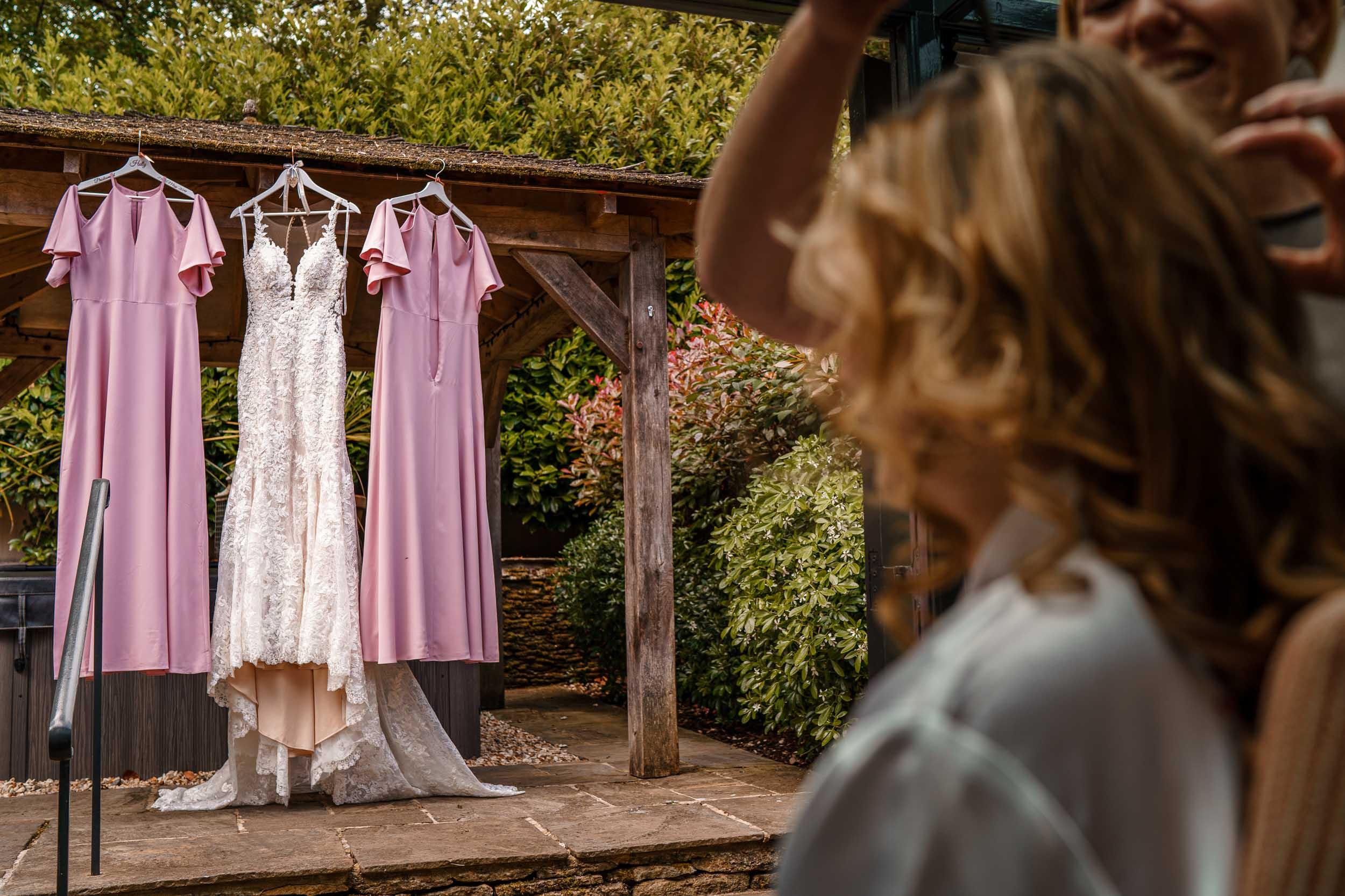 Cotswolds Wedding Photographer - Bridal prep