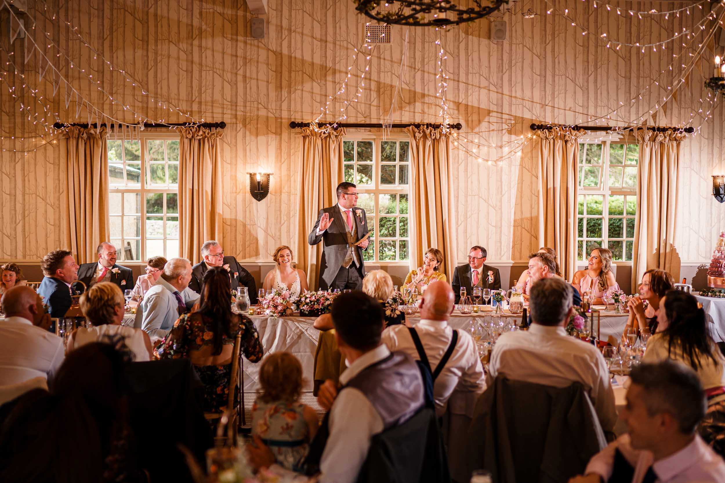 Wedding Photography at The Hare and Hounds Hotel
