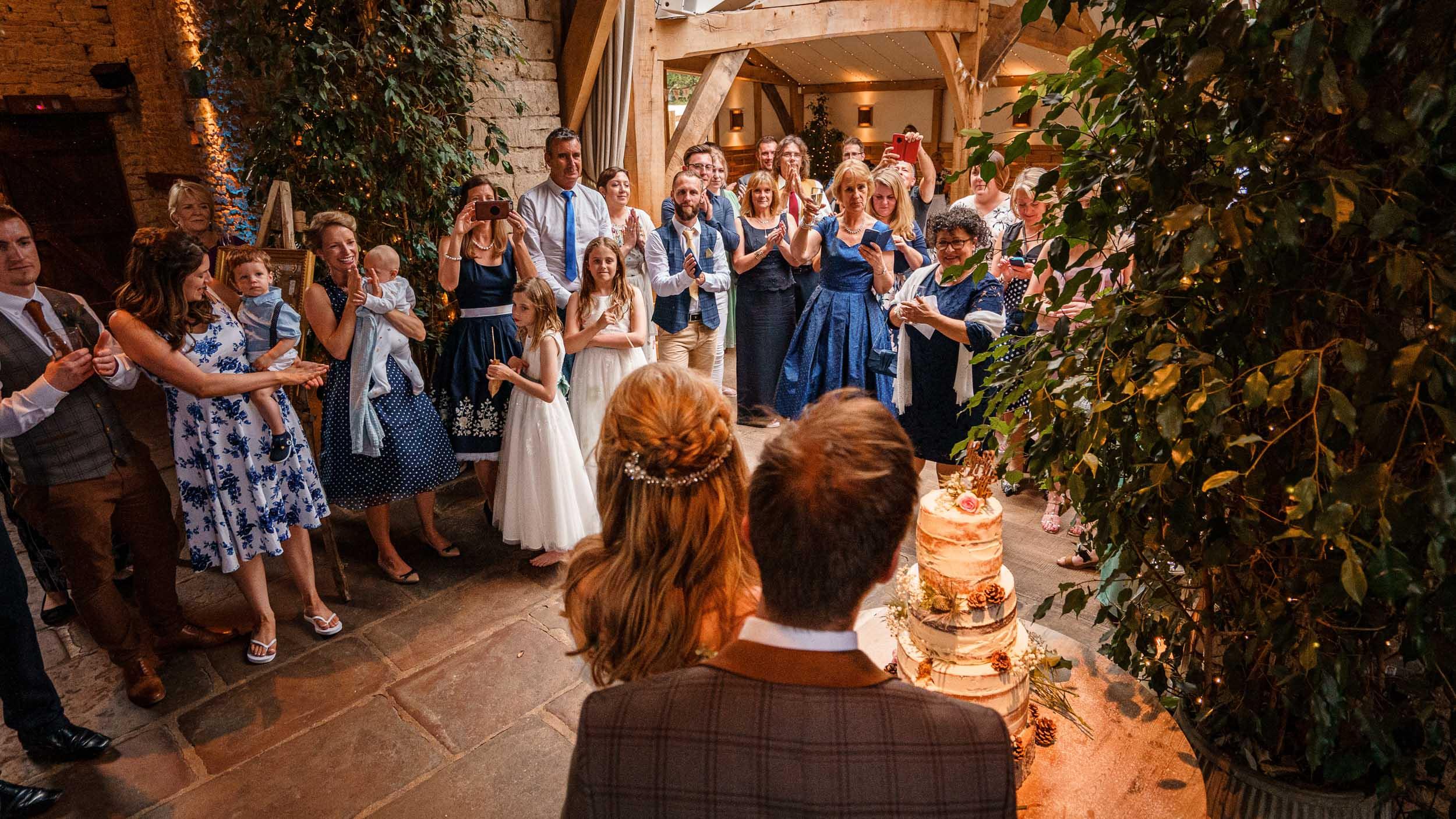 Cripps Barn wedding photography - Cotswolds wedding photographer