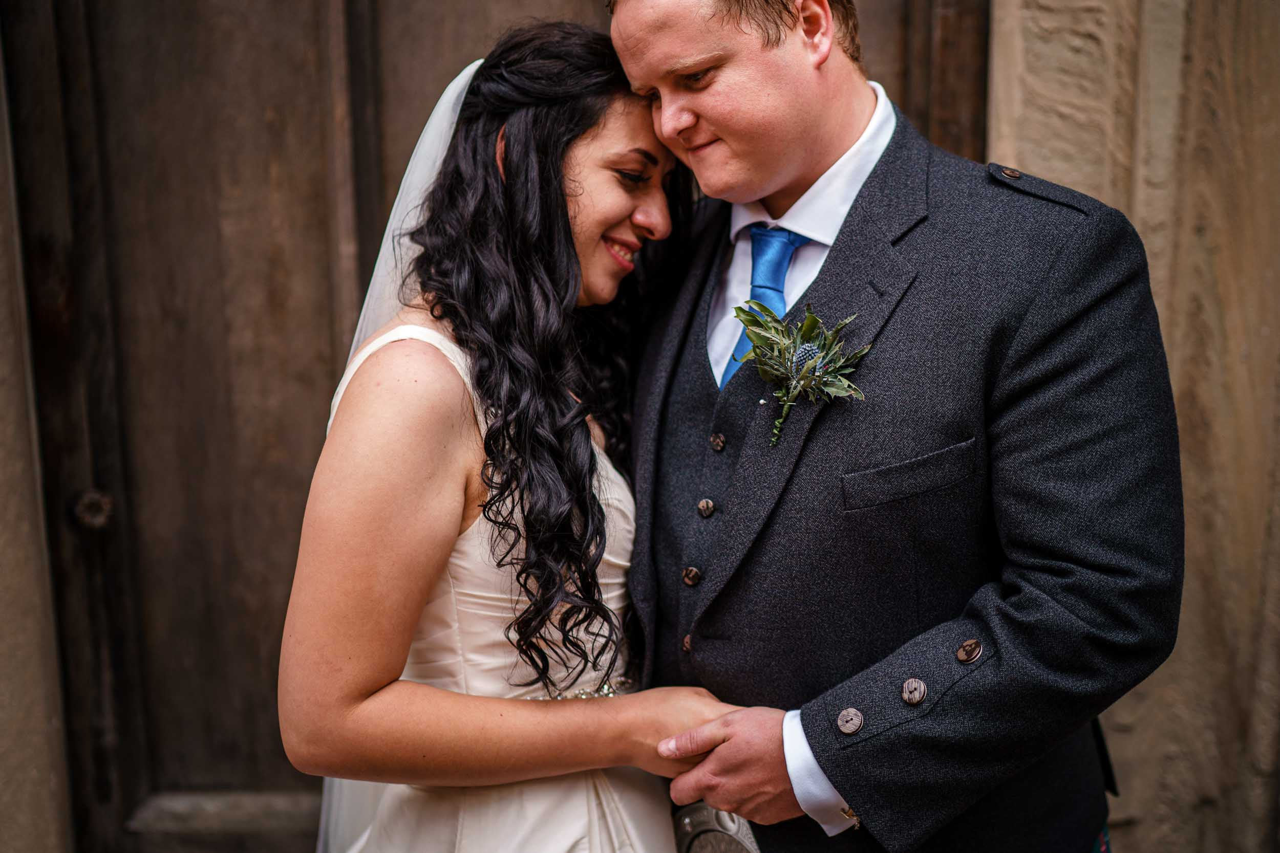 Hampton Court Castle Wedding Photography - Herefordshire Wedding