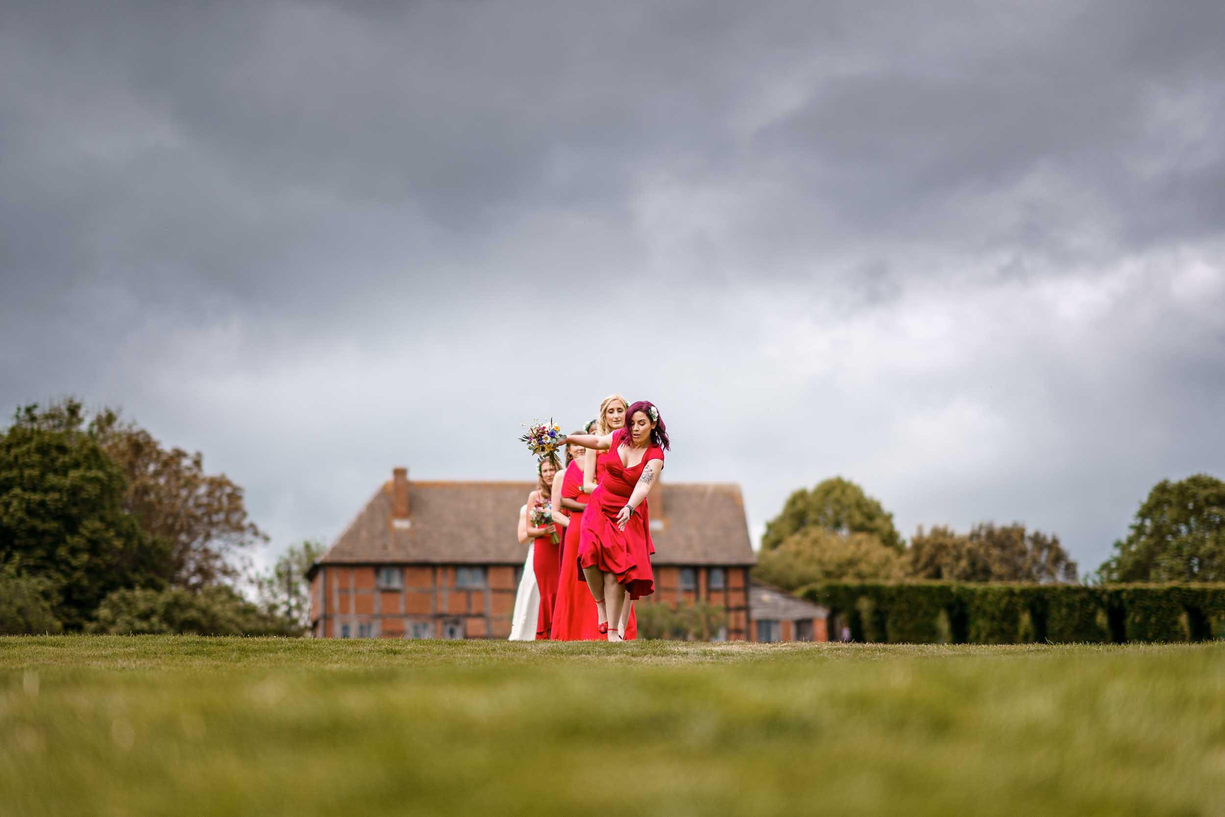 Pauntley Court Wedding Photography - Gloucestershire wedding photographer