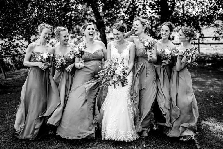 Wedding Photographer in Lyde Court Herefordshire