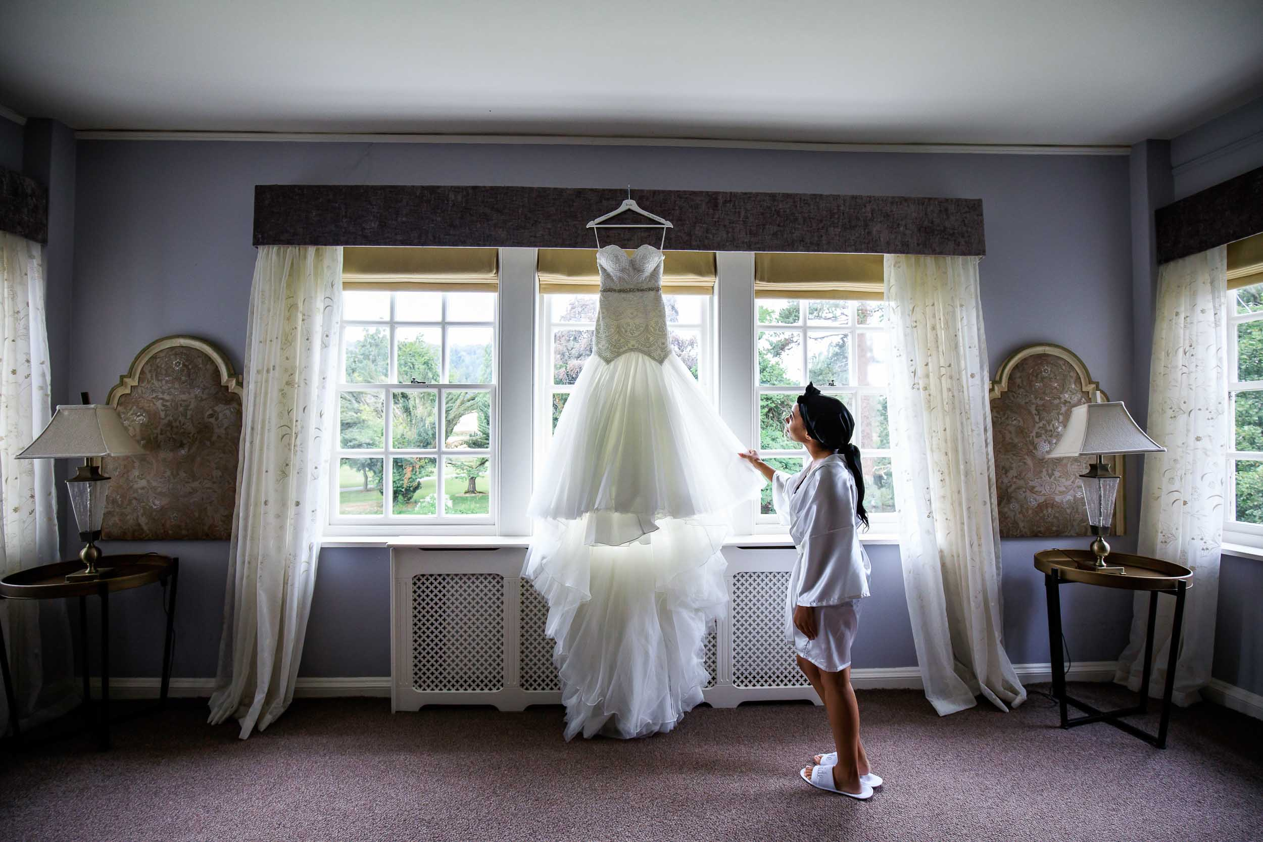Brinsop Court Wedding, Herefordshire, United Kingdom