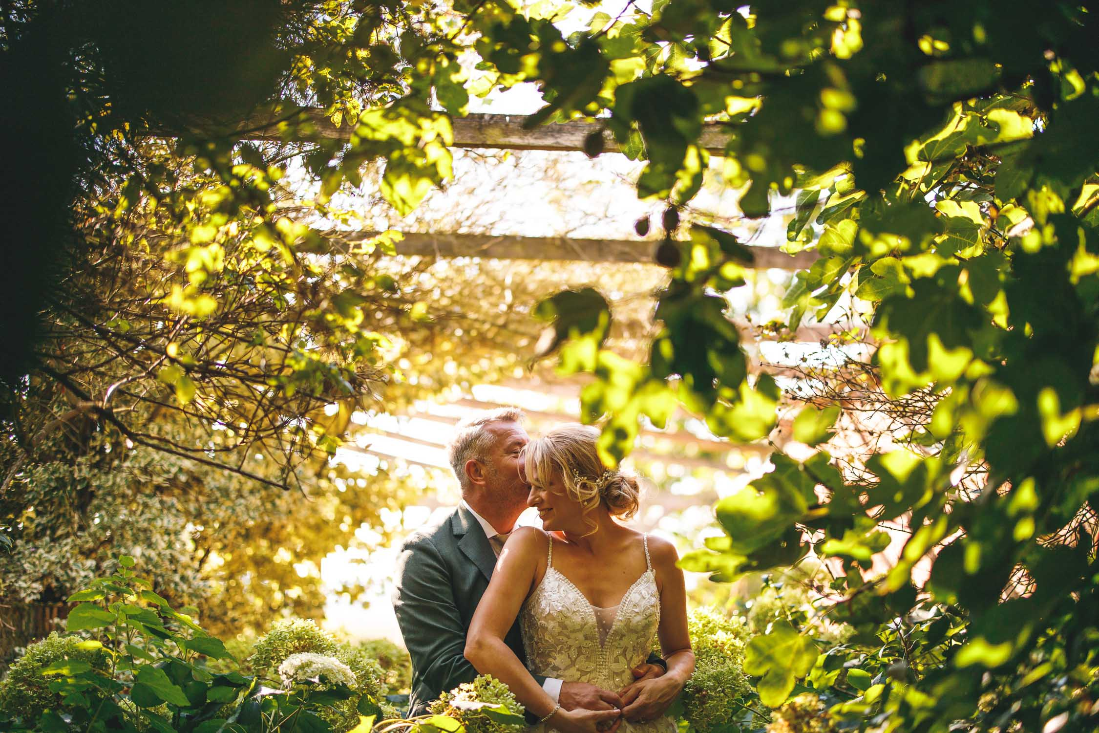Bride and Groom Portraits, Dewsall Court Wedding, Herefordshire, UK