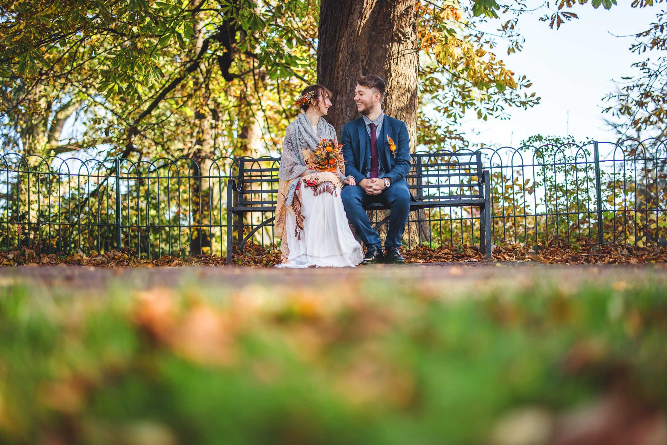 Wedding photographers in Herefordshire