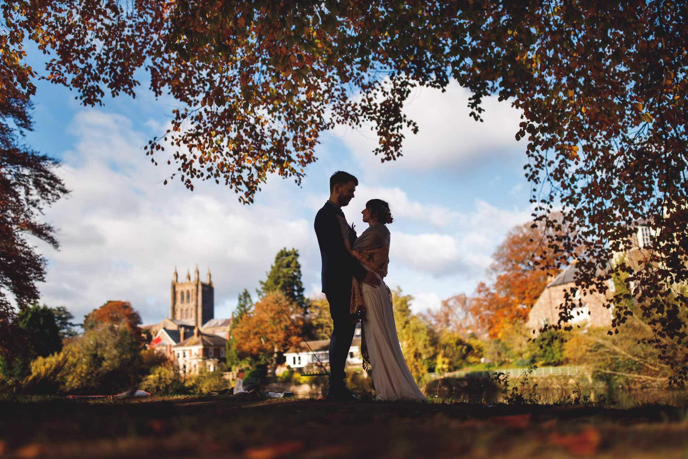 Wedding photographers in Herefordshire