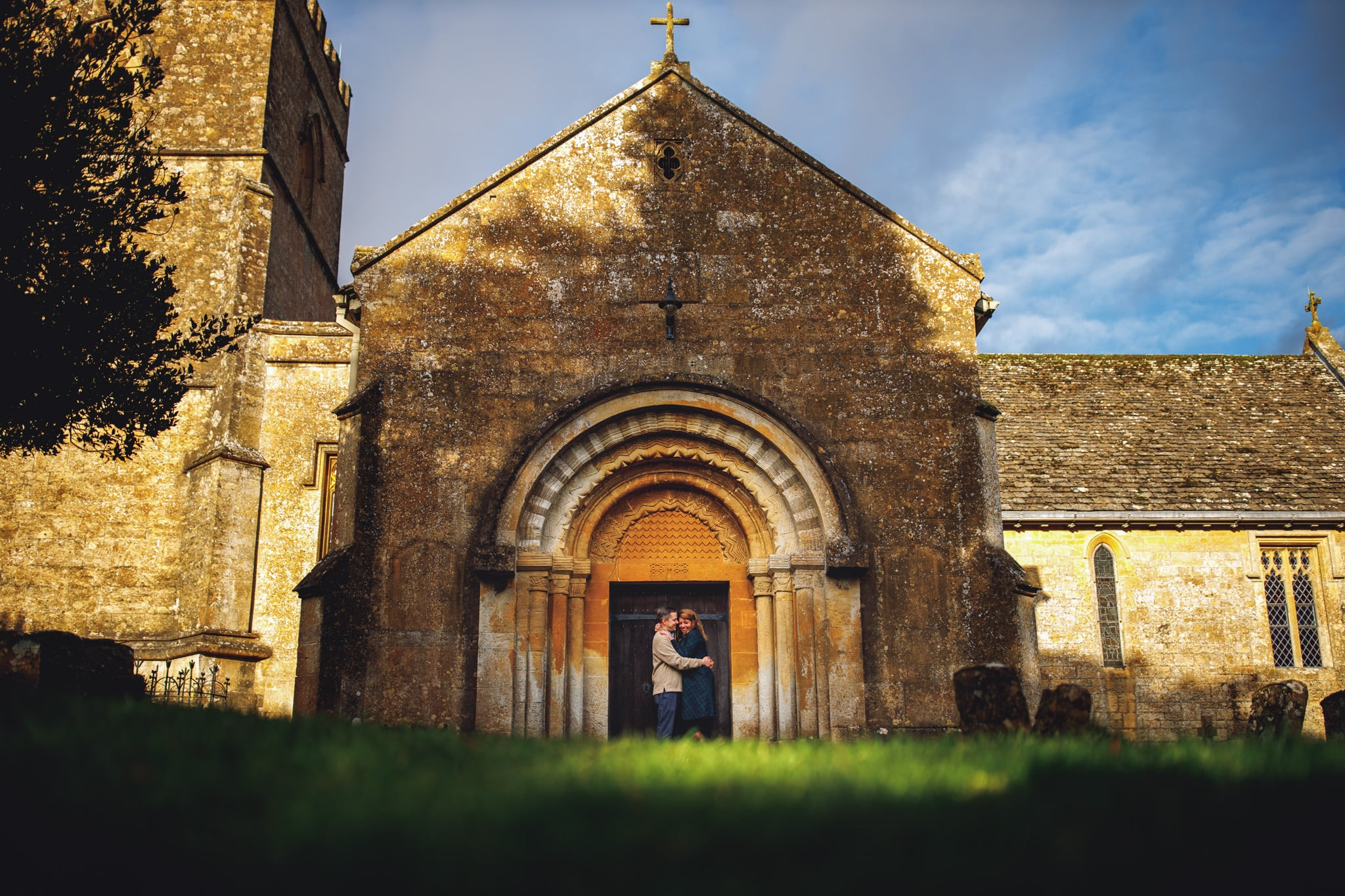 Cotswolds Wedding Photography, Upper Slaughter Gloucestershire