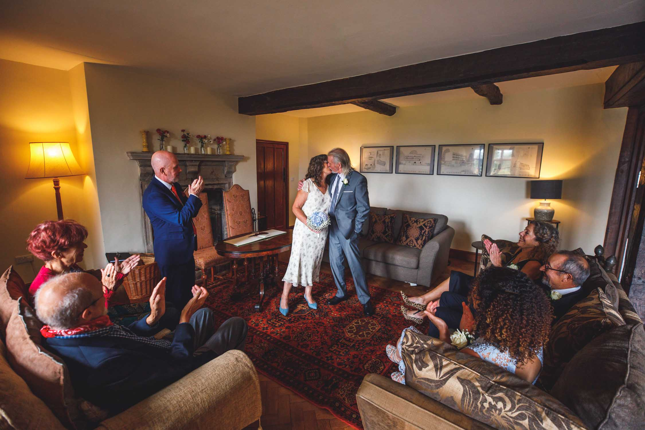Broadfield Court Wedding Photography - Herefordshire