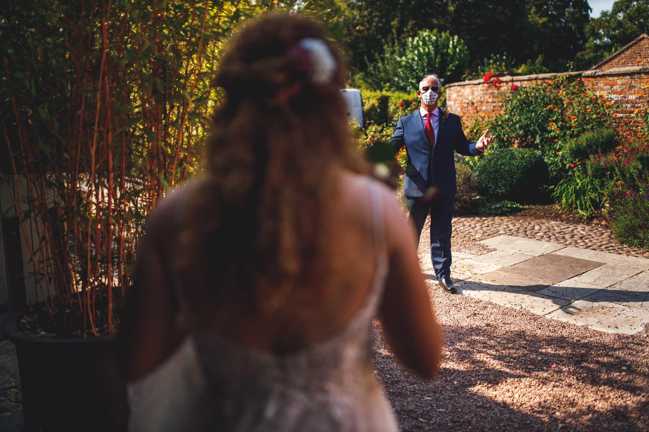 Pauntley Court Wedding Photography - Gloucestershire