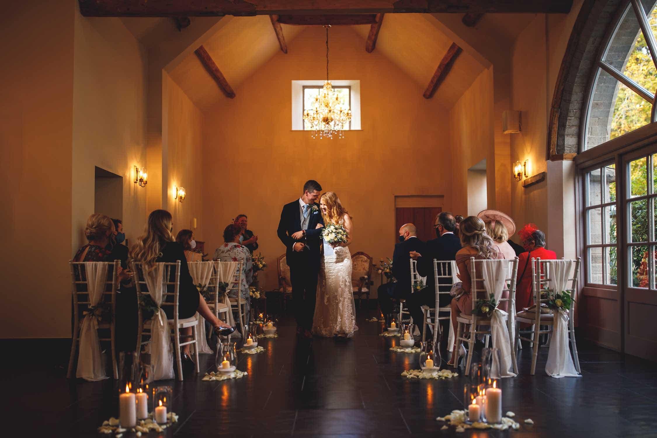Lemore Manor Wedding Photography - Herefordshire